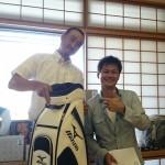アクシスジャパンスタッフゴルフコンペ